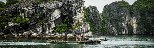 People & Culture of Halong Bay, photo by Bhaya Cruises