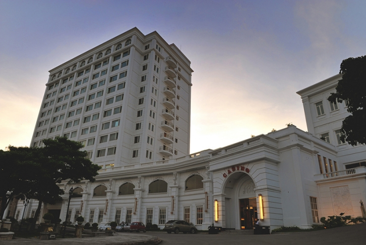 Casino in Halong Bay, photo by Royal Hotel & Villas
