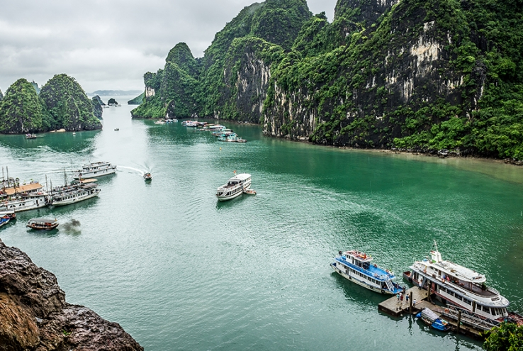 Areas in Halong Bay - Halong Bay, photo by Bhaya Cruises